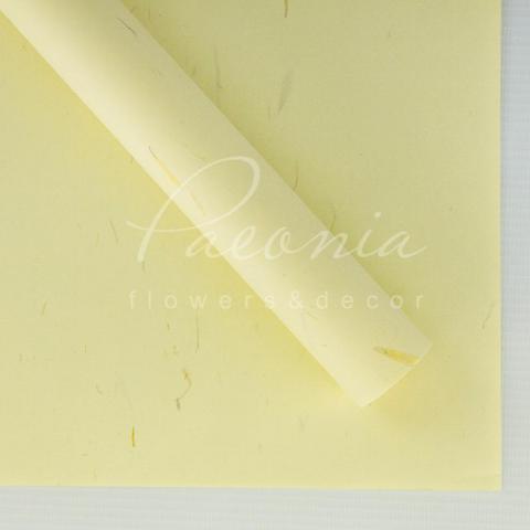 Папір Флористичний водостійкий листовий 60см*60см бежевий