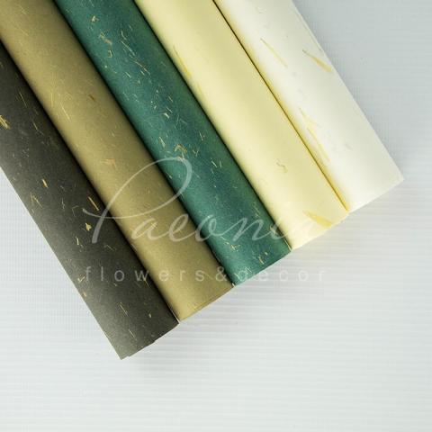 Папір Флористичний водостійкий листовий 60см*60см білий