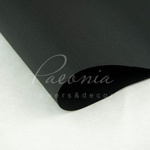 Папір Флористичний водостійкий листовий 60см*60см щільність 100г/м кв Мішковина темно-сірий