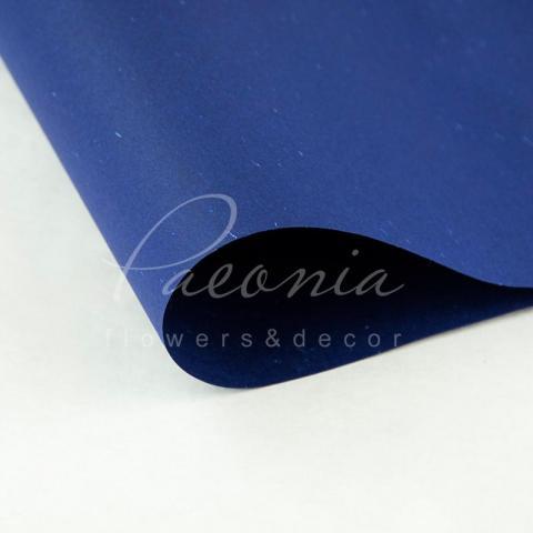 Папір Флористичний водостійкий листовий 60см*60см щільність 100г/м кв сніжок фіолетовий