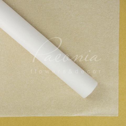 Папір Флористичний тишью 60см*100см 20листов білий