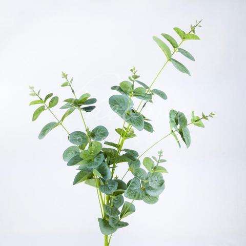 Цветок искусственный эвкалипт 80см