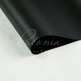 Калька флористична матова листова чорна 60см * 60см