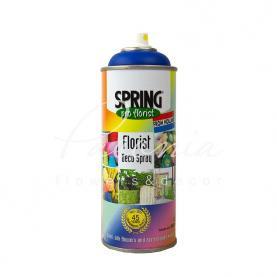 Краска для цветов Spring светло синяя 400 мл