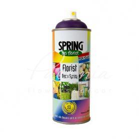 Краска для цветов Spring светло фиолетовая 400 мл