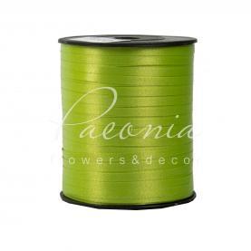 Лента полипропиленовая завязка в катушке 0,5см*280м оливковая