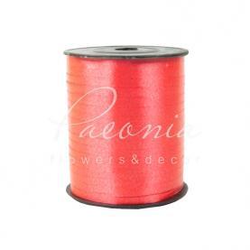 Стрічка поліпропіленова зав'язка в котушці червона 0,5 см * 280 м