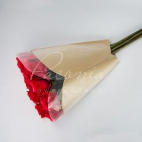 Пакет Флористичний для букета 38см*35*11,5см Celebrate з крафтом