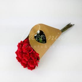 Пакети картонні h 44см під руку flowers