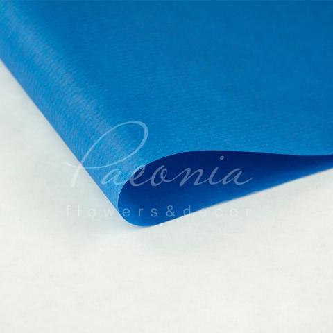 Папір Тішью в листах 50см*70см синій Польша 1 лист