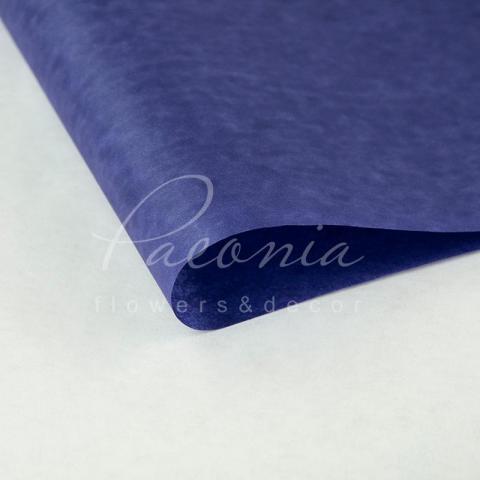 Папір Тішью в листах 50см*70см фіолетовий Польша 1 лист