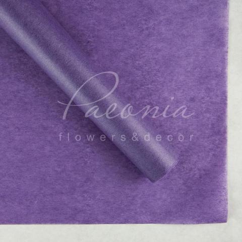 Папір Тішью в листах 55см*60см фіолетовий 1 лист