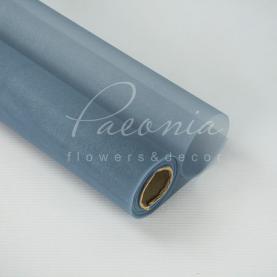 Сітка флористична гладка блакитна 50см * 9,1м