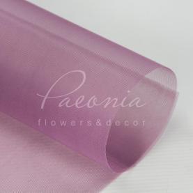 Сітка Флористична 50см*9,1м гладка пильна роза