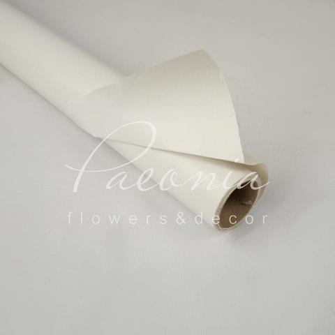 Папір пакувальний 70см*10м двосторонній білий