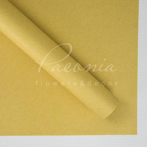 Папір Флористичний 50*70см щільність 80гр/м кв крафт коричневий